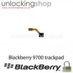 Blackberry 9700 trackpad