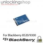 Blackberry C-S2 for 8520/9300 battery