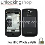 HTC Wildfire (G8) Housing