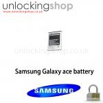 Samsung  S5830 Galaxy Ace Battery