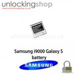 Samsung I9000 Galaxy S1 Battery
