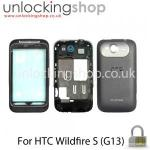 HTC Wildfire S (G12) Housing