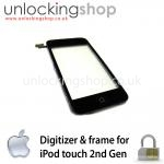 iPod Touch 2G (2nd Generation) Digitizer Assembly