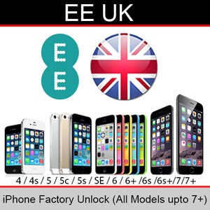 Details about EE UK iPhone Factory Unlocking Service (All Models up to 7  Plus)